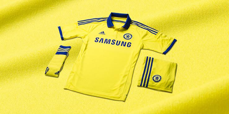Chelsea 14-15 Away Kit