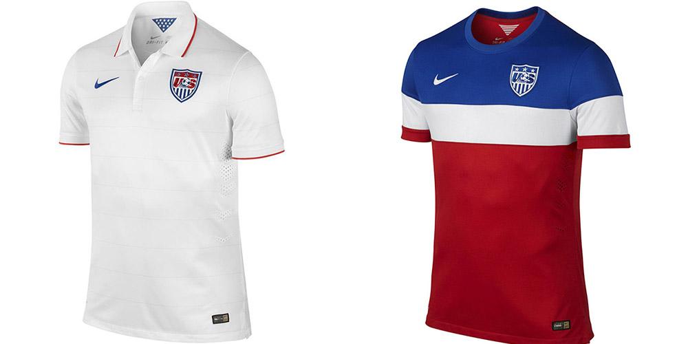 Форма сборной США ЧМ-2014