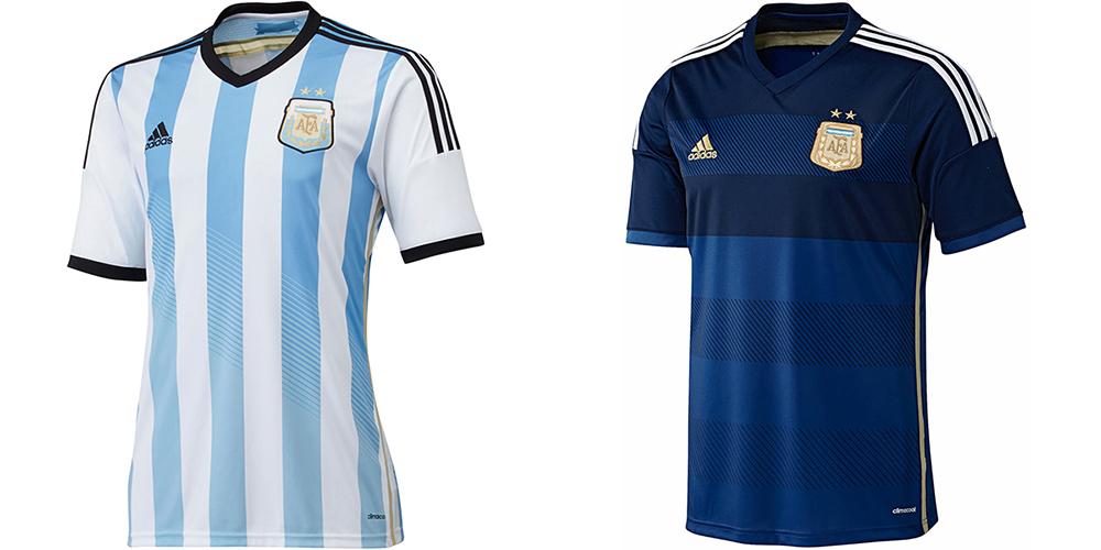 Форма сборной Аргентины ЧМ-2014