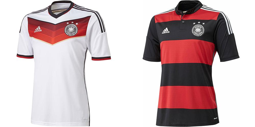Форма сборной Германии ЧМ-2014
