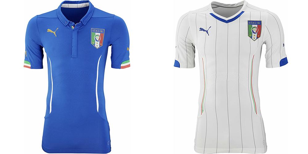 Форма сборной Италии ЧМ-2014