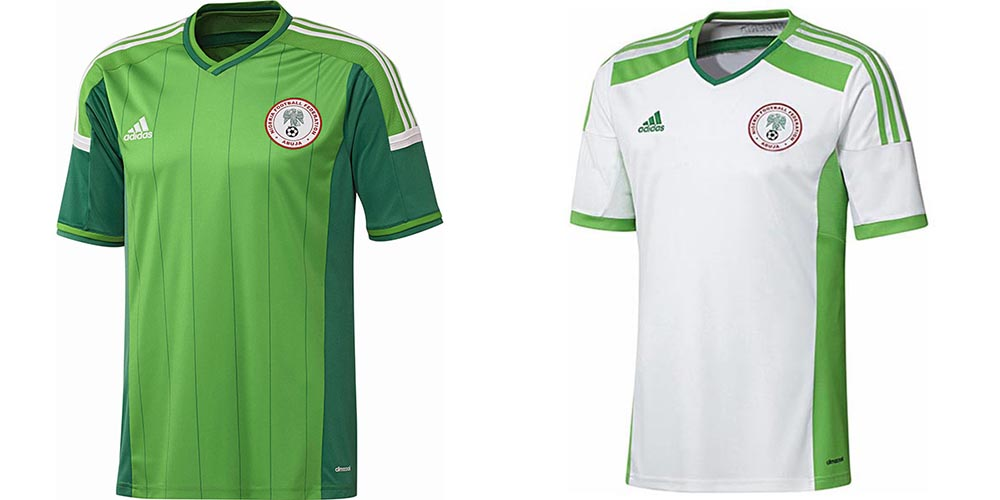 Форма сборной Нигерии ЧМ-2014