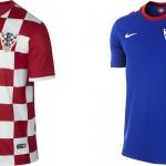 Форма сборной Хорватии ЧМ-2014