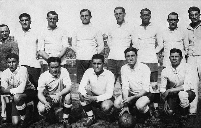 Уругвай, 1930 г.