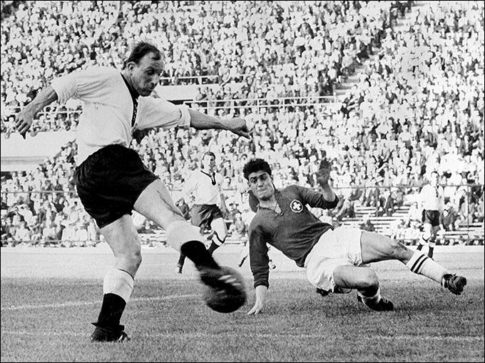 Чили, 1962 г. Crack Top Star