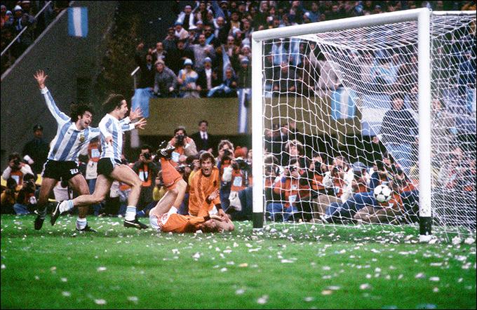 Аргентина, 1978 г. Tango