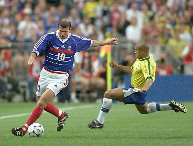Франция, 1998 г. Tricolore