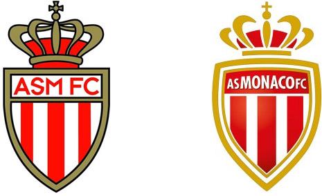 AS Monaco Crest Change