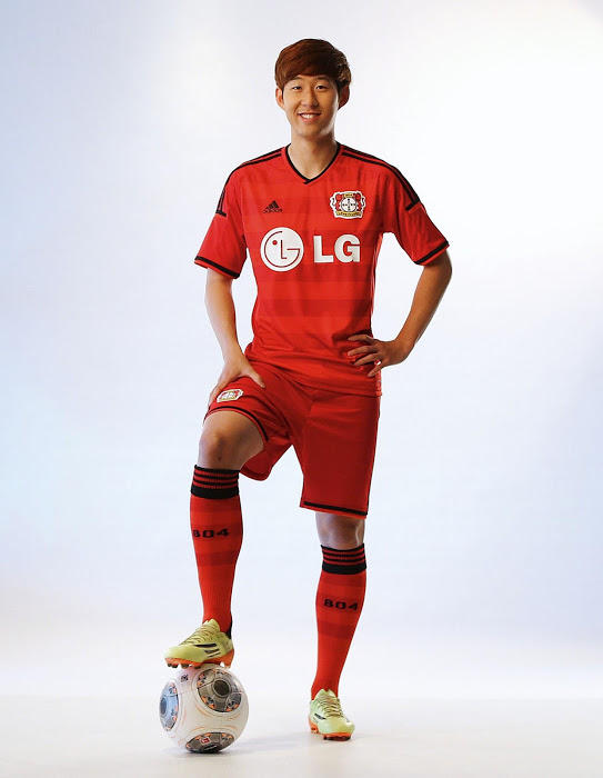 Bayer Leverkusen 14-15 Home Kit