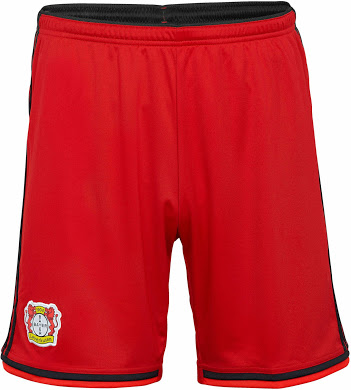 Bayer Leverkusen 14-15 Home Short Socks (1)