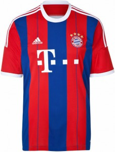 New Bayern Munich Kit 14/15
