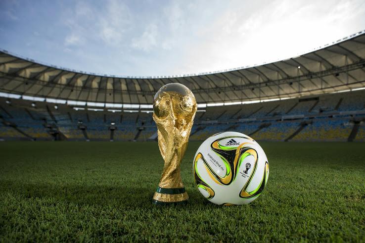 Мяч Финала ЧМ2014 Brazuca
