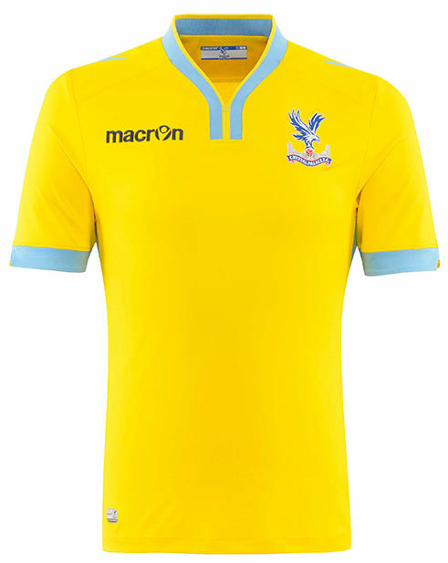 Crystal Palace 14-15 Away Kit 1