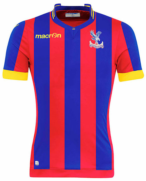 Crystal Palace 14-15 Home Kit