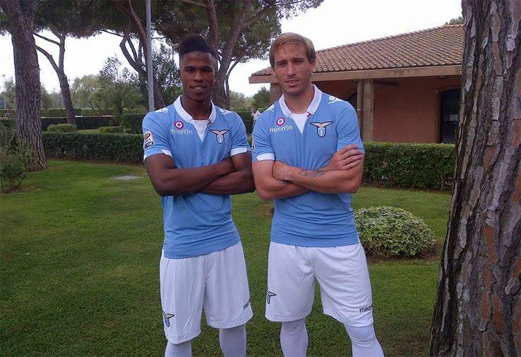Lazio 14-15 Home Kit