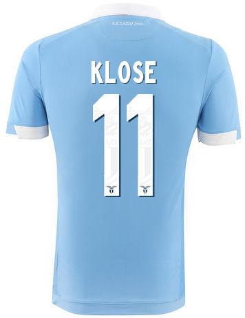Lazio 14-15 Kit Numbers