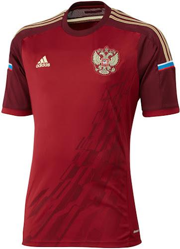 Форма сборной России 2014