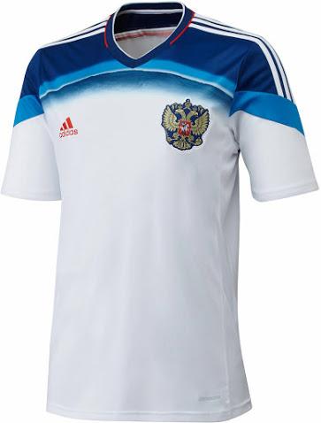 Гостевая форма сборной России