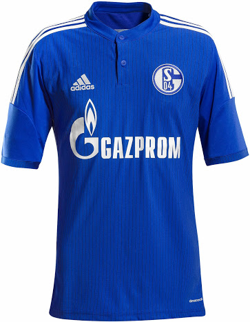Schalke 04 14-15 Home Kit (1)