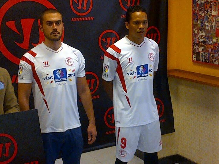 Sevilla 14-15 Home Kit