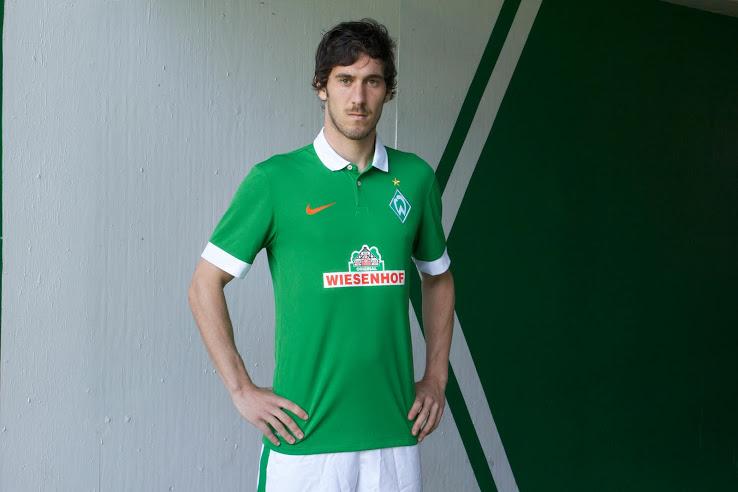 Werder Bremen 14-15 Home Kit