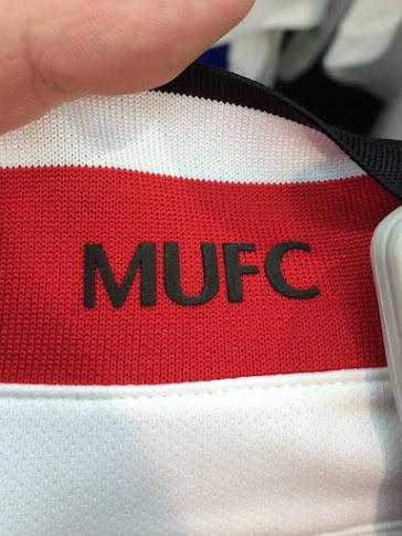 "Гостевая форма ""Манчестер Юнайтед"" 14/15"