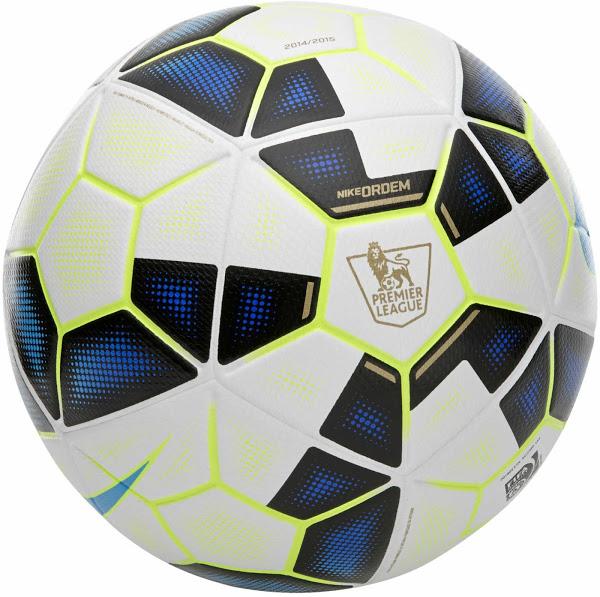 Nike Ordem Новый мяч английской премьер лиги