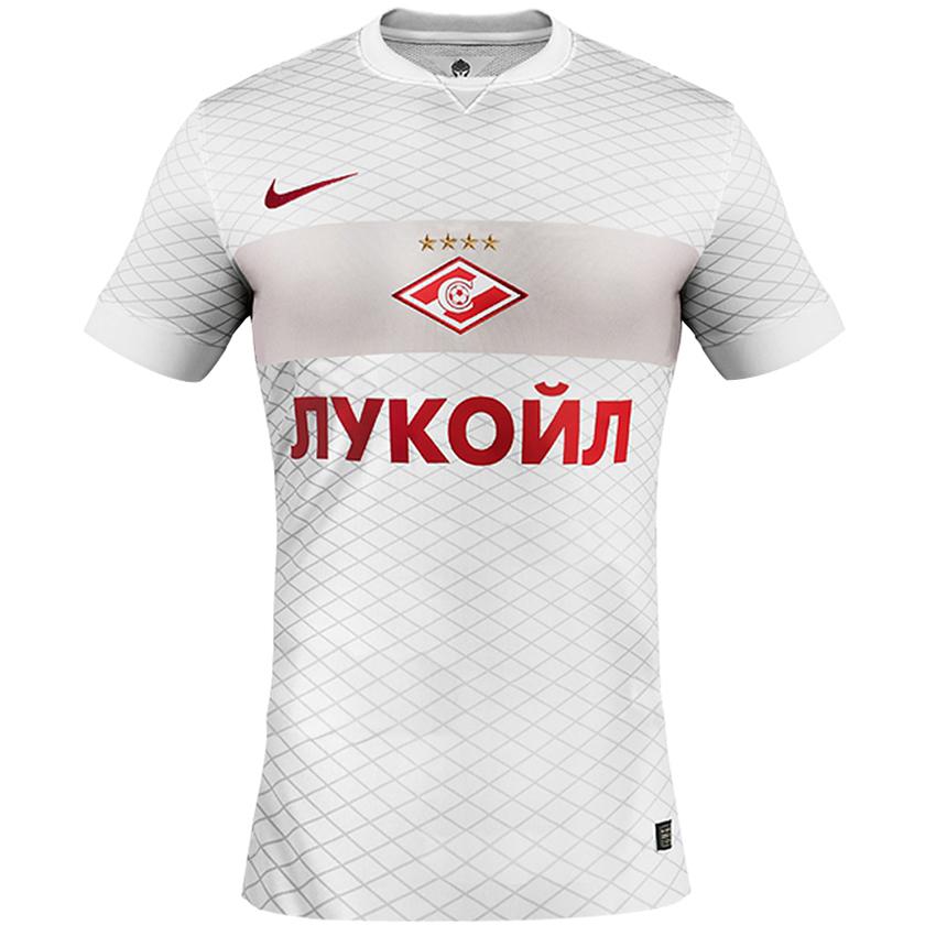 "Гостевая форма ""Спартака"" 14/15"