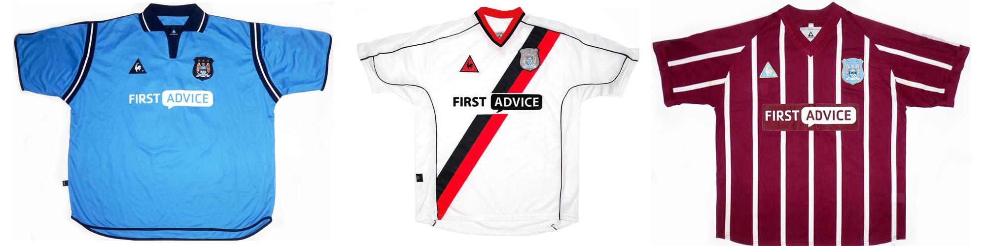 """Форма """"Манчестер Сити"""" 2002-2003"""