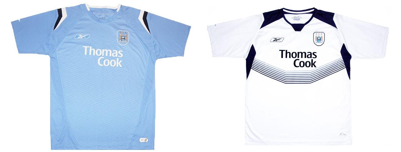 """Форма """"Манчестер Сити"""" 2004-2005"""