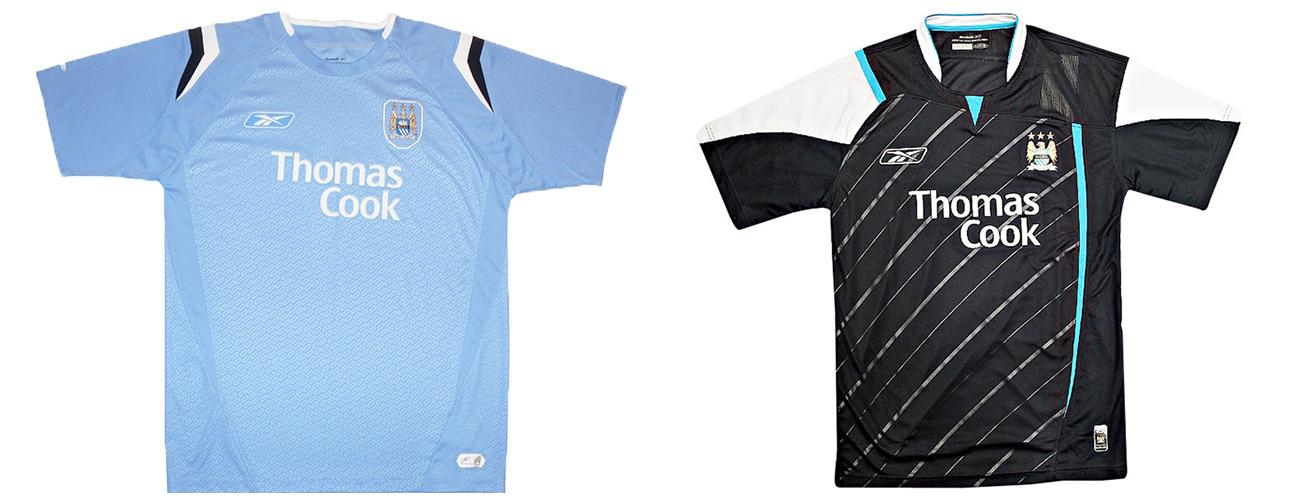 """Форма """"Манчестер Сити"""" 2005-2006"""