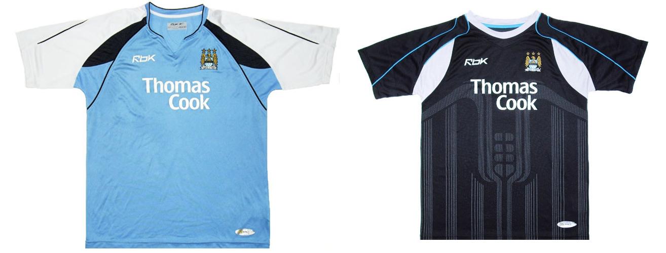 """Форма """"Манчестер Сити"""" 2006-2007"""