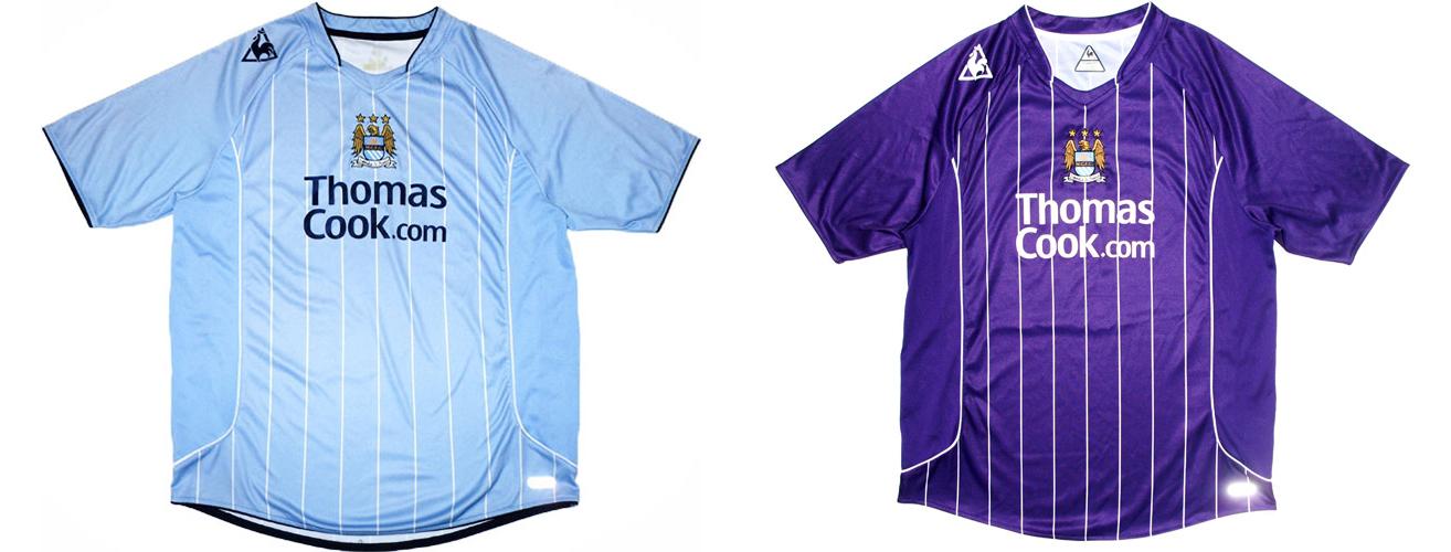 """Форма """"Манчестер Сити"""" 2007-2008"""