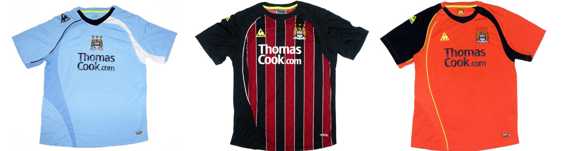 """Форма """"Манчестер Сити"""" 2008-2009"""