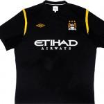 """Форма """"Манчестер Сити"""" 2009-2010"""
