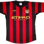 """Форма """"Манчестер Сити"""" 2011-2012"""