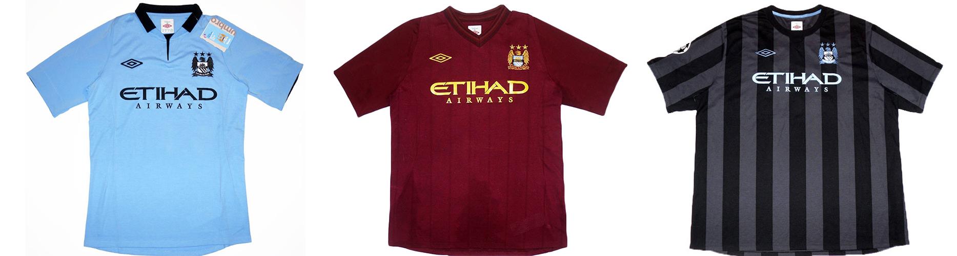 """Форма """"Манчестер Сити"""" 2012-2013"""