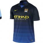 """Форма """"Манчестер Сити"""" 2014-2015"""