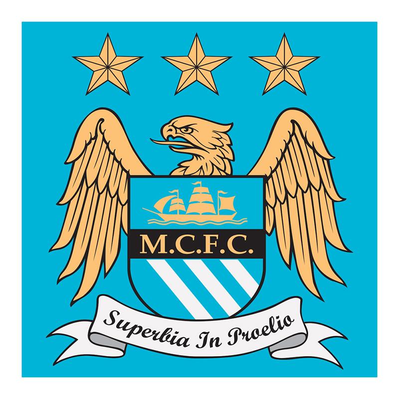 "Эмблема ""Манчестер Сити"""