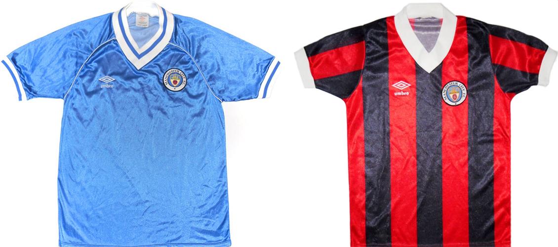 """Форма """"Манчестер Сити"""" 1981-1982"""