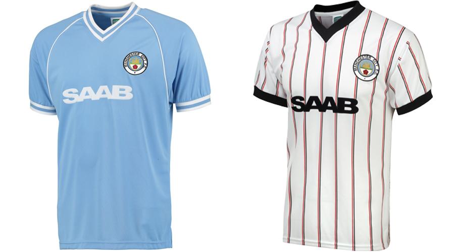 """Форма """"Манчестер Сити"""" 1982-1983"""
