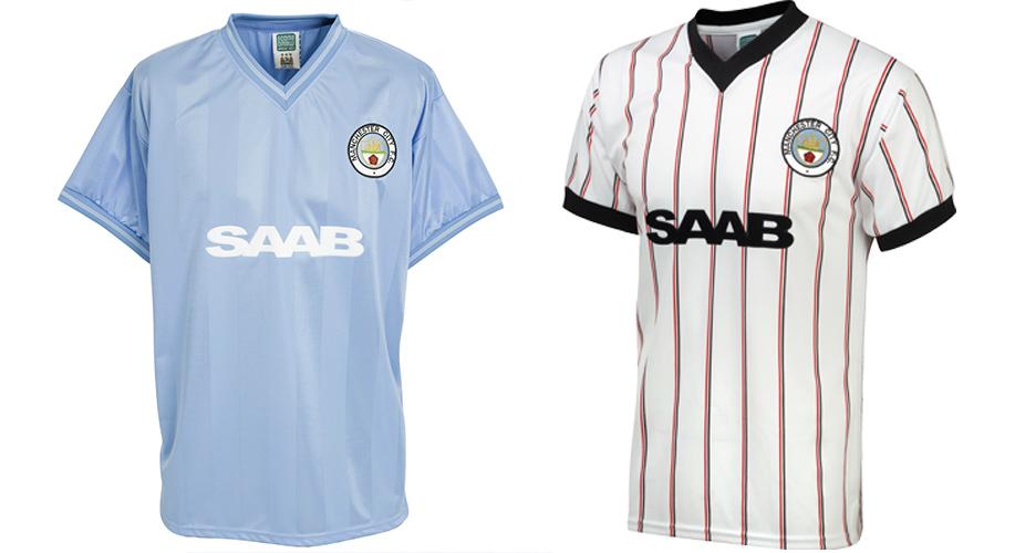 """Форма """"Манчестер Сити"""" 1983-1984"""