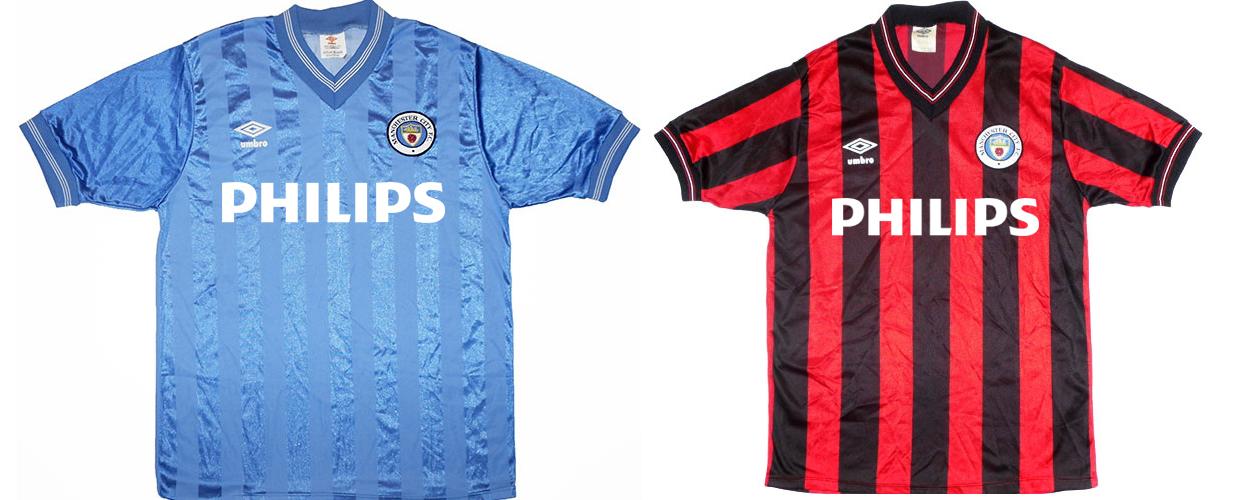 """Форма """"Манчестер Сити"""" 1984-1985"""