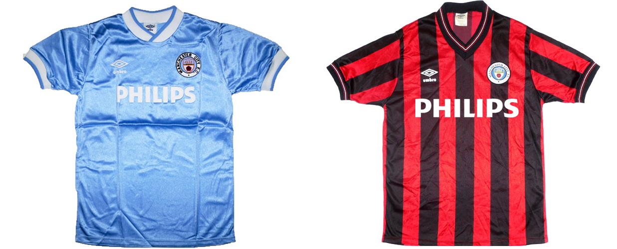 """Форма """"Манчестер Сити"""" 1985-1986"""