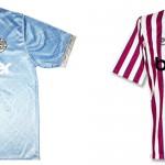 """Форма """"Манчестер Сити"""" 1988-1989"""