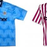 """Форма """"Манчестер Сити"""" 1989-1990"""