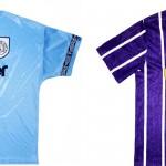 """Форма """"Манчестер Сити"""" 1993-1994"""