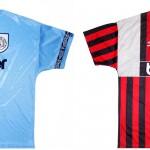 """Форма """"Манчестер Сити"""" 1994-1995"""