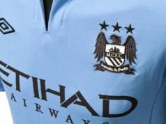 История формы Манчестер Сити