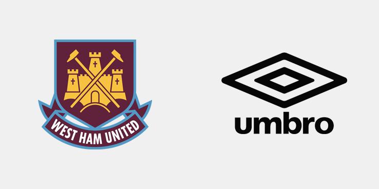 Вест Хэм заключит контракт с Umbro
